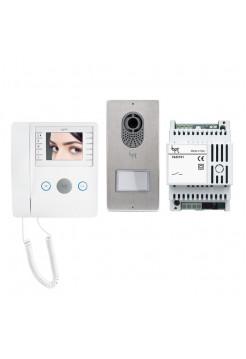 Комплект видеодомофона<br /> KIT APP PEV WH (62620870)