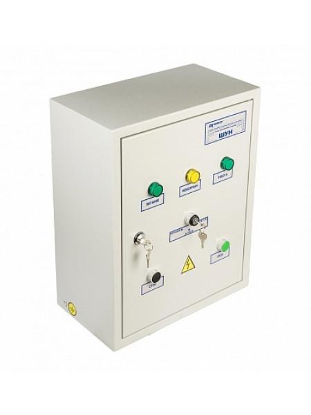 Шкаф управления насосом<br /> ШУН-7,5 (7,5 кВт)