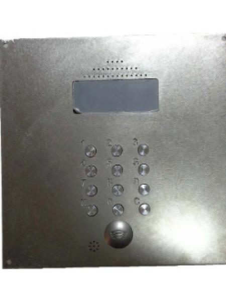 Вызывная видеопанель<br /> Домофон-СБ CD-7000-TM-V-Квадро