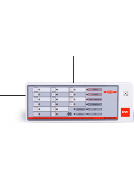 Прибор приемно-контрольный<br /> ВС-ПК ВЕКТОР-АР GSM-100