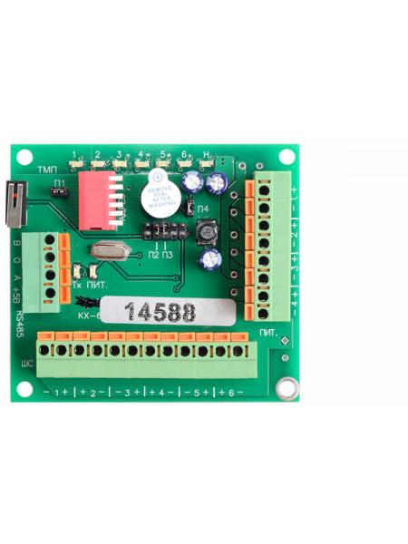 Модуль концентратора шлейфов<br /> KX-6-1