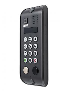Вызывная видеопанель<br /> DP5000.B2-KFDC44 (алюм.черн.)