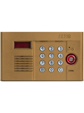 Вызывная аудиопанель<br /> DP300-TD16 (1036)