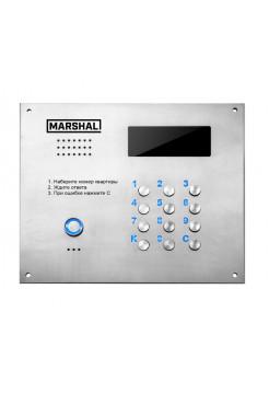 Вызывная видеопанель<br /> CD-7000-MF-V-PAL-W Евростандарт