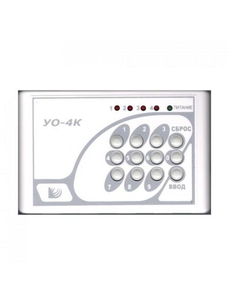 Прибор приёмно-контрольный<br /> УО-4К СПИ Фобос-3