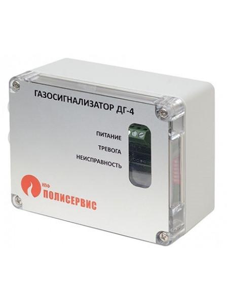 Датчик утечки газа<br /> ДГ-4-УПМ