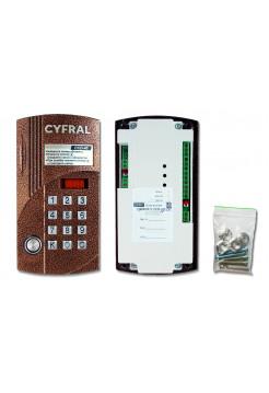 Вызывная аудиопанель<br /> CCD-40/TC (ЦФРЛ.468369.073-02)
