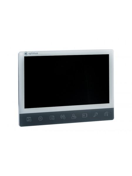 Монитор видеодомофона<br /> VMH-10 (white+silver)