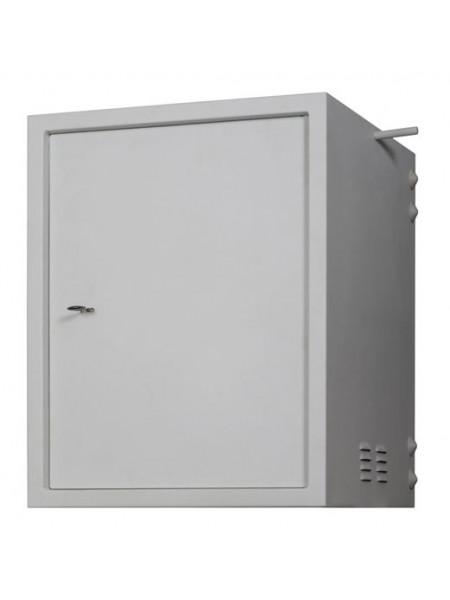 Шкаф телекоммуникационный антивандальный<br /> TWS-126065-M-GY