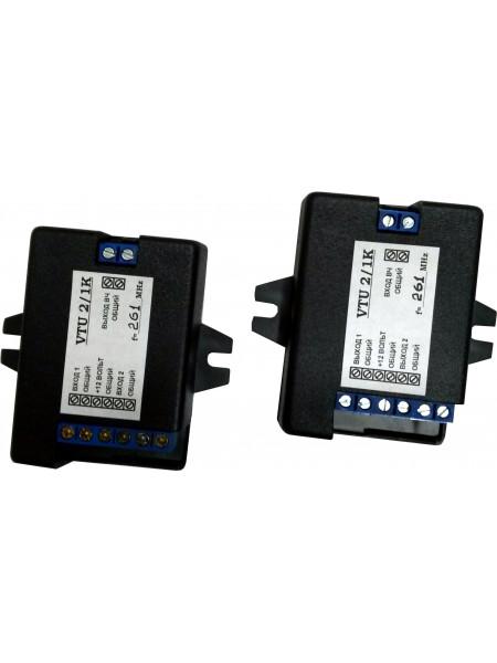 Уплотнитель видеосигнала<br /> VTU-2/1K