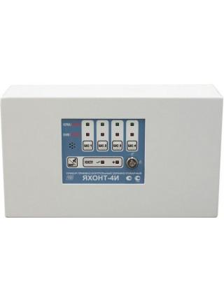 Прибор приёмно-контрольный<br /> Яхонт 4И-04 с АКБ