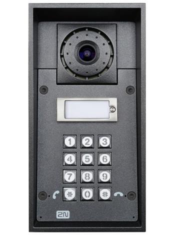 Вызывная видеопанель<br /> 2N Helios IP Force - 1 кнопка вызова & камера & кл