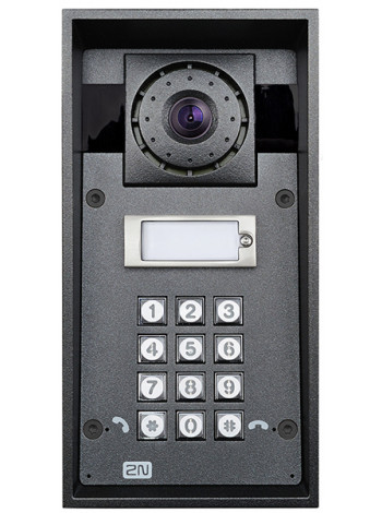 Вызывная видеопанель<br /> 2N Helios IP Force - 1 кнопка вызова & HD камера &
