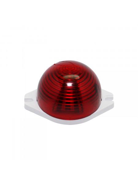Оповещатель охранно-пожарный световой<br /> СИ-1 Строб 12В красный