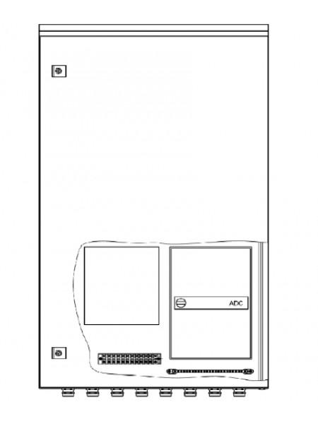 Шкаф монтажный<br /> ШПУ-2Т-01