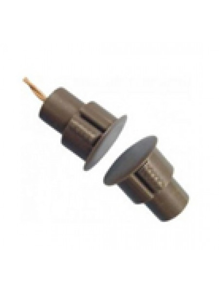 Извещатель охранный магнитоконтактный<br /> СМК 6 коричневый