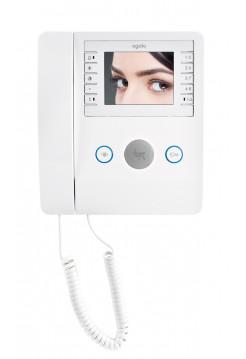 Монитор видеодомофона<br /> AGATA VC/B BF (62100440)
