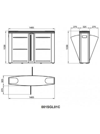 Центральный элемент<br /> SGL01C