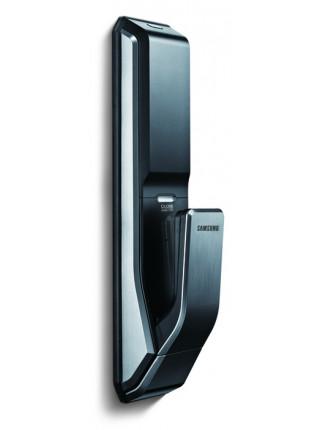 Замок электронный<br /> Samsung SHS-P718XBK/EN (на себя)
