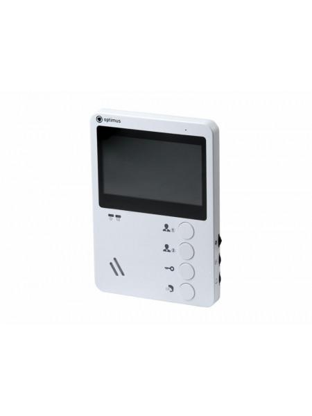 Монитор видеодомофона<br /> VM-E4 (white)