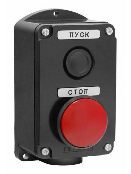 Пост управления кнопочный<br /> ПКЕ 212-2